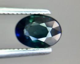 1.20 Cts Blue Sapphire Excellent Cut ~ Pv.3