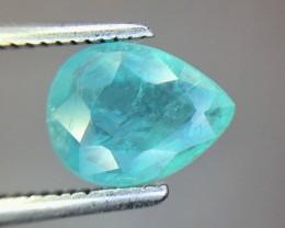 Rare Clarity 1.40 Cts Grandidierite World Class Rare Gem ~ Madagascar Pv.3