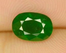 1.30 CT NATURAL VIVID GREEN SWAT EMERALD