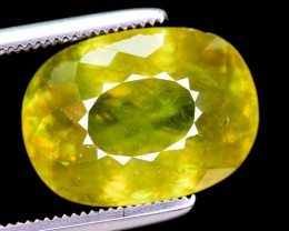 7.75 Ct Elegant Color Natural Titanite Sphene