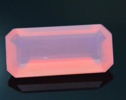 Peruvian Pink Opal 1.90 ct AAA Rare Untreated/Unheated SKU.2