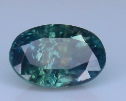 Gil Certified Brazillian Alexandrite 0.65 ct Amazing Color Change SKU.2