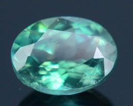 Gil Certified Brazillian Alexandrite 0.49 ct Amazing Color Change SKU.2