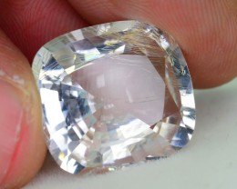 Certified 17.77 ct Jeremejevite AAA Grade World's Rarest Mineral SKU.4