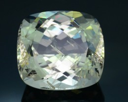 Certified 27.74 ct Jeremejevite AAA Grade World's Rarest Mineral SKU.4