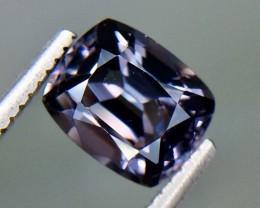 1.40 Crt Natural Spinel Sparkling luster Faceted Gemstone (AG 37)