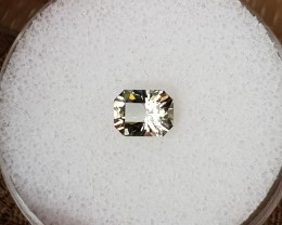 1,07ct Oregon Sunstone - Master cut!