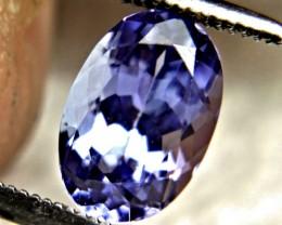 1.85 Carat VVS Blue Afican Tanzanite - Gorgeous