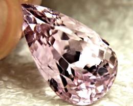 23.0 Carat Pink VVS Brazil Pink Kunzite - Gorgeous