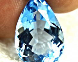 23.2 Carat Blue Brazil VVS Topaz - Gorgeous