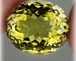 Fabulous Lemon Quartz Gem VVS No reserve ~