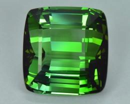 53.41 Cts Magnificent Beautiful Huge Natural Green Tourmaline