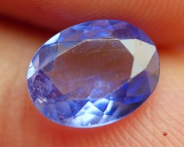 1.60 CRT WONDERFULL NATURAL TANZANITE TOP COLOR GEMSTONE-