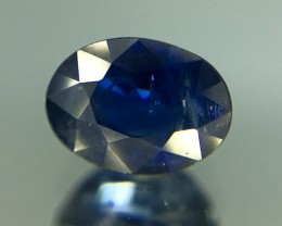 1.18 CT NATURAL BLUE SAPPHIRE HIGH QUALITY GEMSTONE S4