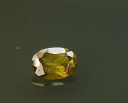 0.70Crt Chrome Sphene  Best Grade Gemstones JI15