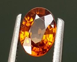 1.20Crt Imperial Zircon Best Grade Gemstones JI15
