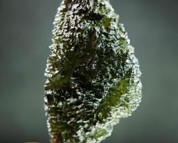 Certified Big Genuine Moldavite quality A+