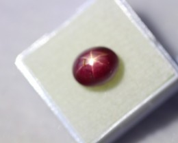 9.45ct Natural 6 Rays Star Ruby Lot GW2088