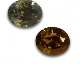 GIA Natural Chrysoberyl Alexandrite|Loose Gemstone| Sri Lanka - N