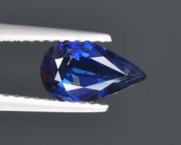 Natural Sapphire Royal Blue 1.15 Cts