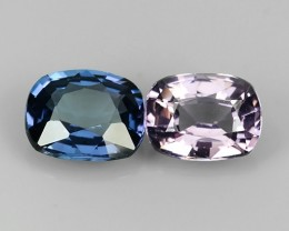 private auction 1.60 AWESOME SRI-LANKA NATURAL CUSHION -FANCY SPINEL NR!