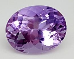 5.50Crt Purple Amethyst  Best Grade Gemstones JI16