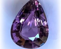 8.73ct Glittering Bolivian Amethyst beautiful violet pink tones