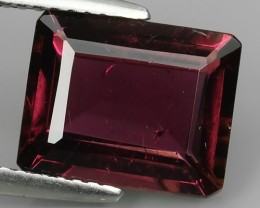 4.30 CTS EXTREMELY FINE FIRE NATURAL PURPLE PINK  RHODOLITE  NR☆☆☆