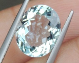 3.28cts Aquamarine,   Clean,   Untreated