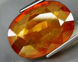 20.07 ct Natural Orange Sapphire - Sri Lanka  - IGE Сertified
