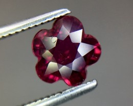 1.70 Cts Cherry Red Garnet Awesome Color ~ Africa Pv.6