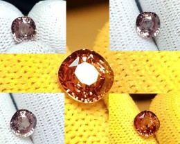 UNHEATED CERTIFIED 1.33 CTS BEAUTIFUL COLOR CHANGE SAPPHIRE CEYLON