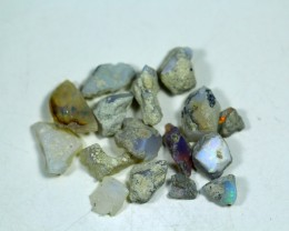 83.5Cts Ethiopian Welo Rough Opal Parcel Lot
