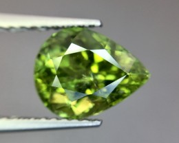 GIL Certified 2.47 Cts Unique Copper Bearing Tourmaline ~ Brazil