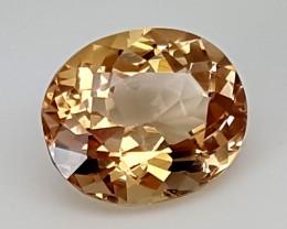 7.95Crt Natural Topaz  Best Grade Gemstones JI17