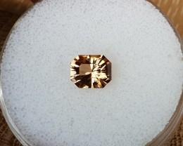 1,50ct  Golden Tourmaline - Master cut!