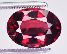 Rare 4.80 Ct Attractive Color Natural Mahenge Garnet