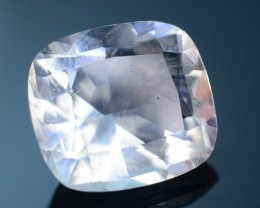 Certified 3.27 ct Analcime aka Analcite Extreme rare Fluorescent Afg SKU 1