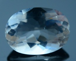 Certified 3.59 ct Analcime aka Analcite Extreme rare Fluorescent Afg SKU 1
