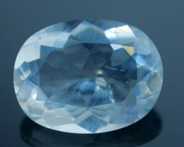 Certified 3.65 ct Analcime aka Analcite Extreme rare Fluorescent Afg SKU 1