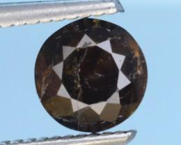 Certified Painite 1.78 ct Forbes World Rarest one of a Kind Piece SKU1