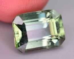 5.55 Ct Top Grade and Color Natural Apatite ~ ARA