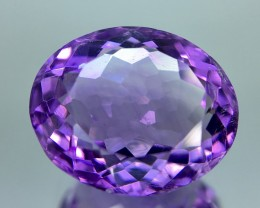 5.15 Crt Amethyst Faceted Gemstone (R 11)