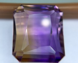 13.85 Crt Ametrine Faceted Gemstone (R 11)