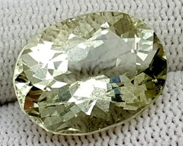 11.70CT NATURAL HELIDOR  BEST QUALITY GEMSTONE IGC499