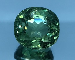 8.99 CT APATITE GREEN COLOR HIGH QUALITY GEMSTONE S7