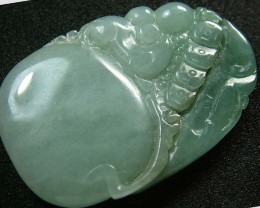 JADE CARVING 93 CTS [MX1209]