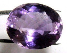 NATURAL AMETHYST FACETED STONE 8.2CTS DF-38
