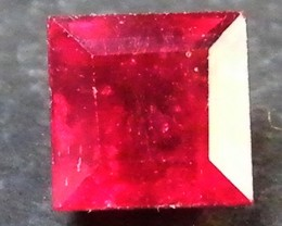 CRYSTAL CLEAR VS GRADE SPARKLING RED RUBY 1.20 CTS RM 341