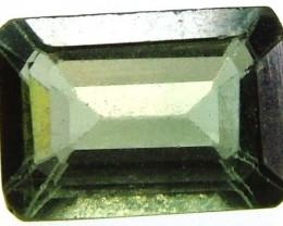 TOURMALINE GREEN  STONE 1 CTS [S4073 ]